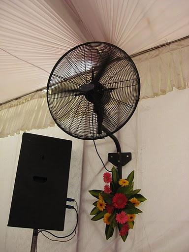 Cung cap cho thue quat cong nghiep dieu hoa